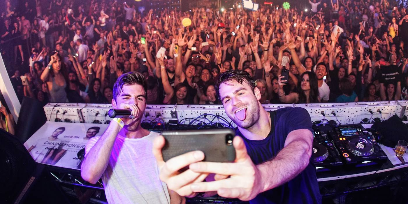 Chainsmokers Interview