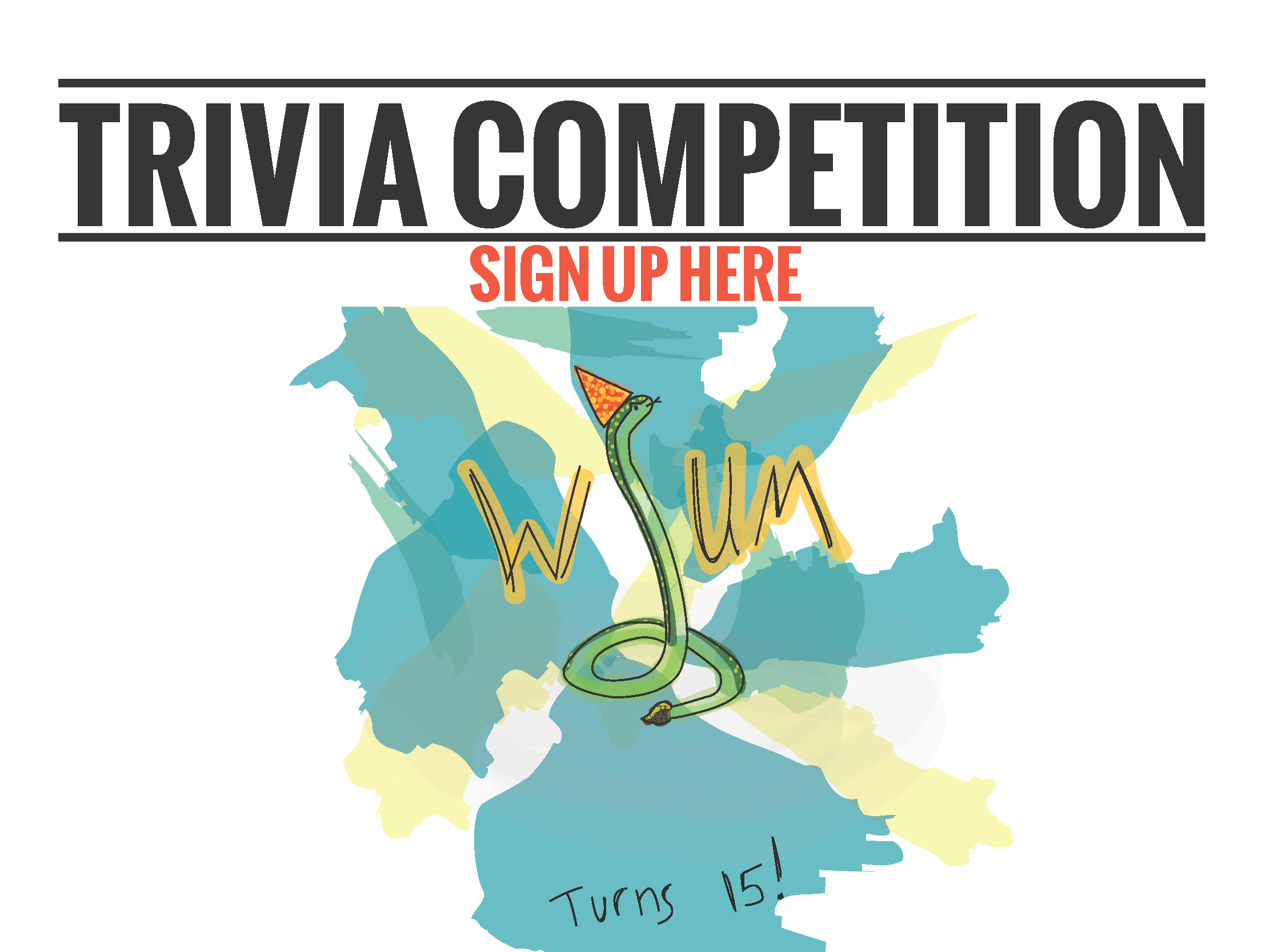 WSUM Trivia Competition