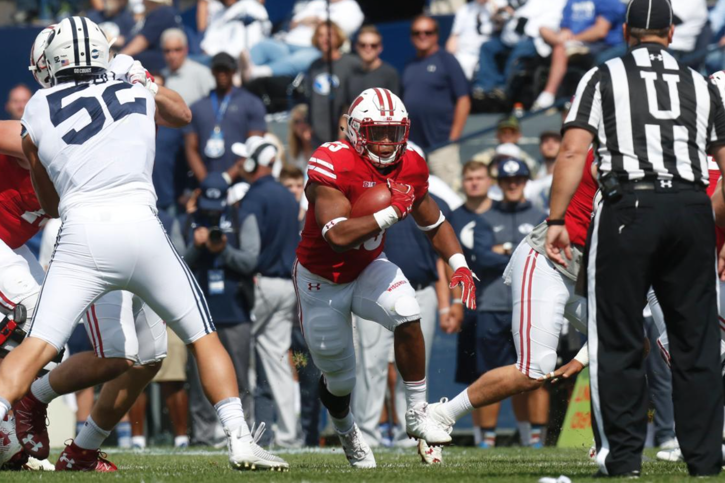 Three things we learned about the Badger offense
