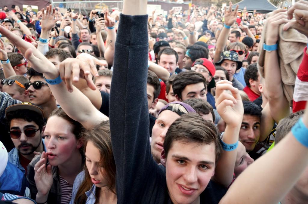 Flocka Crowd