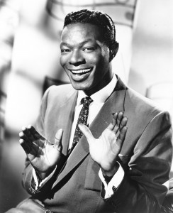 "Nat ""King"" Cole Portrait"