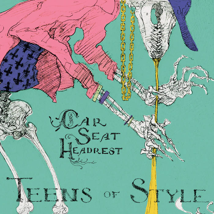Car seat headrest teens of color review