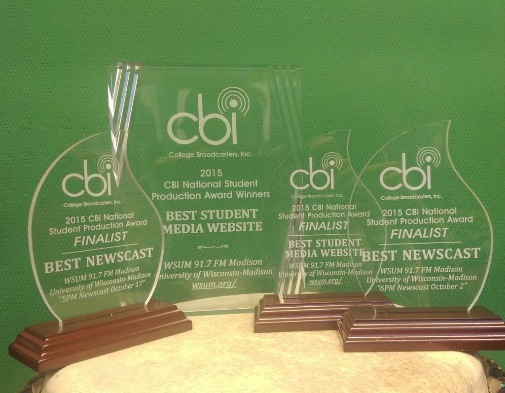 CBI-2015 awards