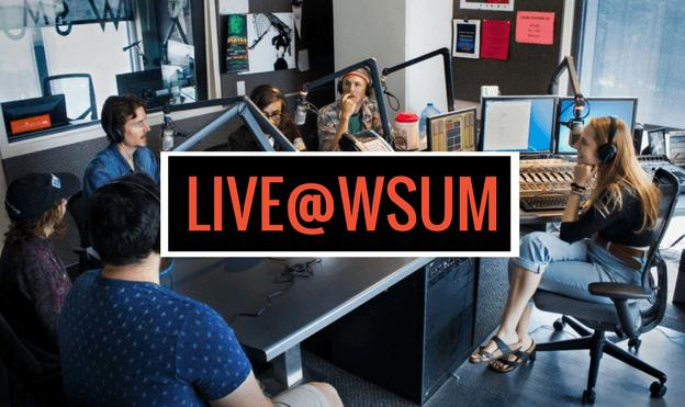 LIVE@WSUM-website