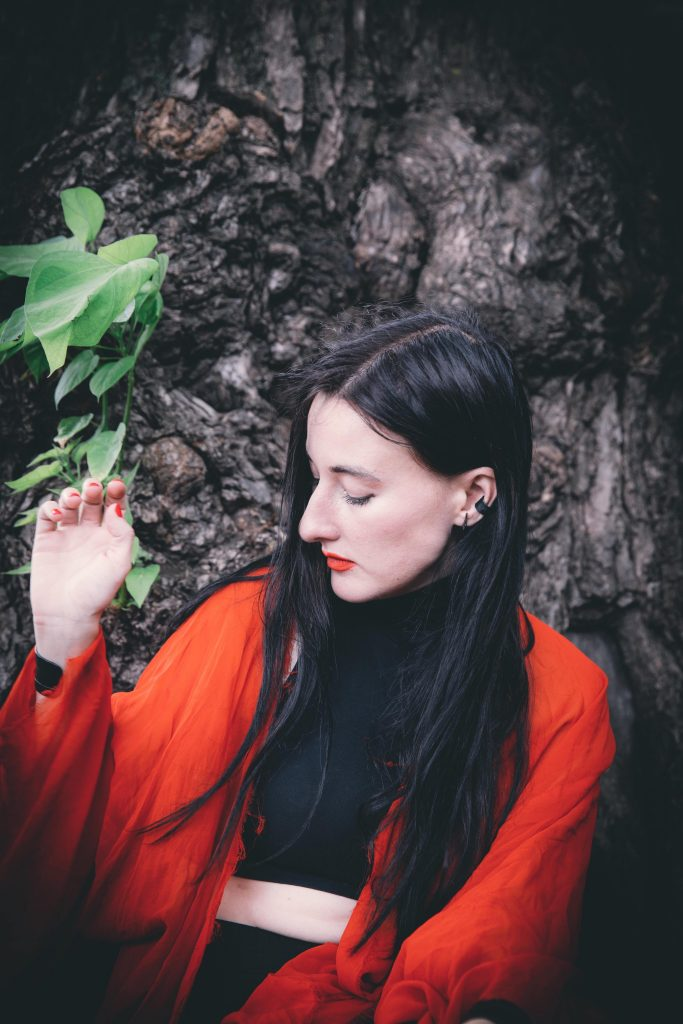 An Interview with Zola Jesus at Pitchfork Music Festival