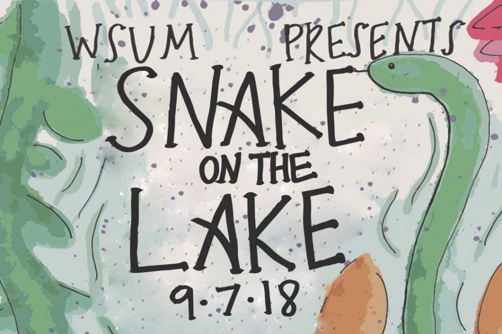 Snake On The Lake 2018