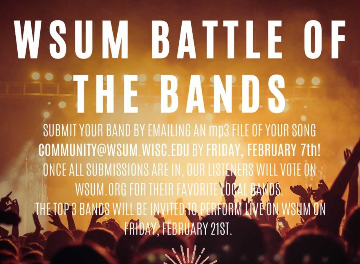 Battle of the Bands is Here!