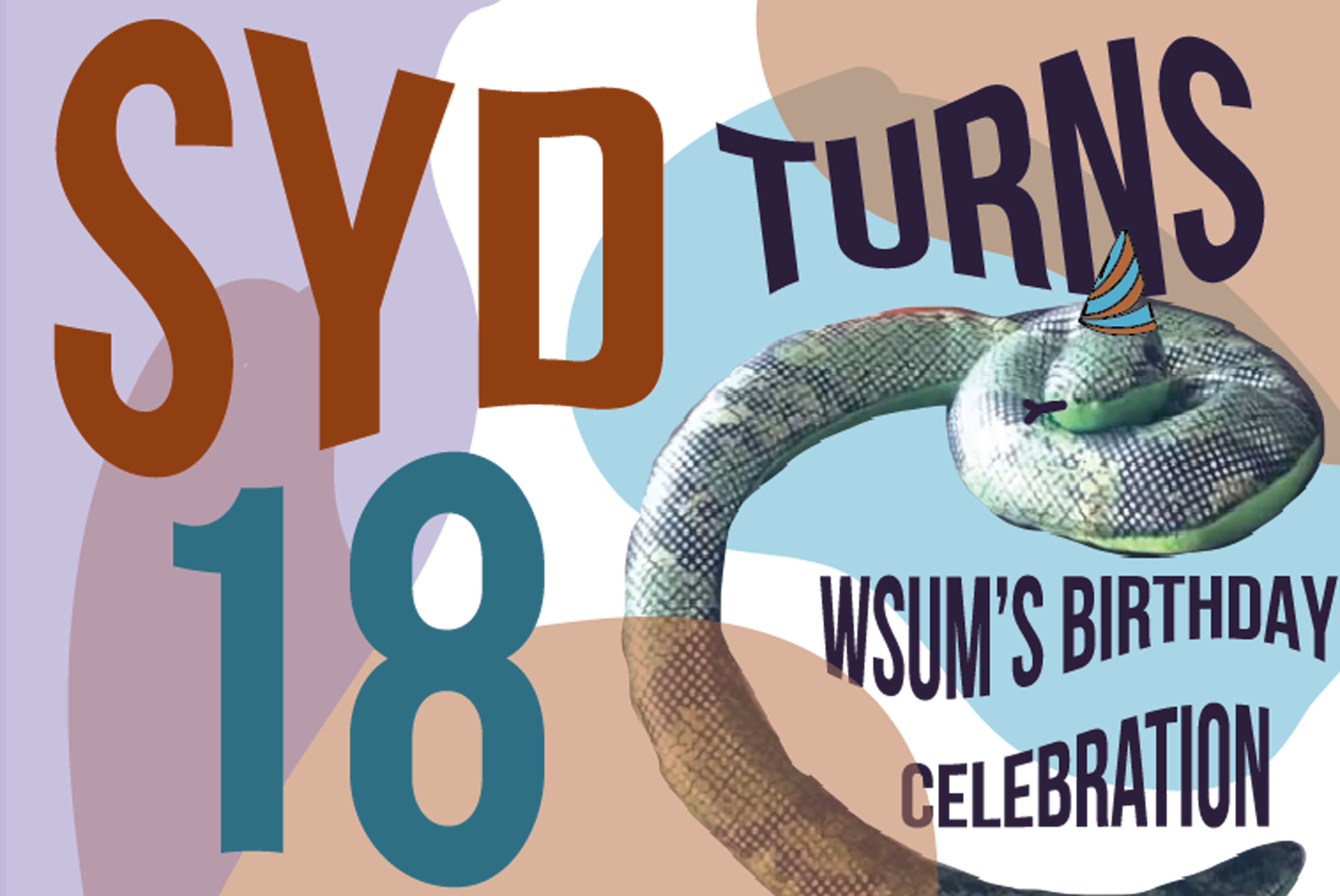 WSUM's 18th Birthday Celebration