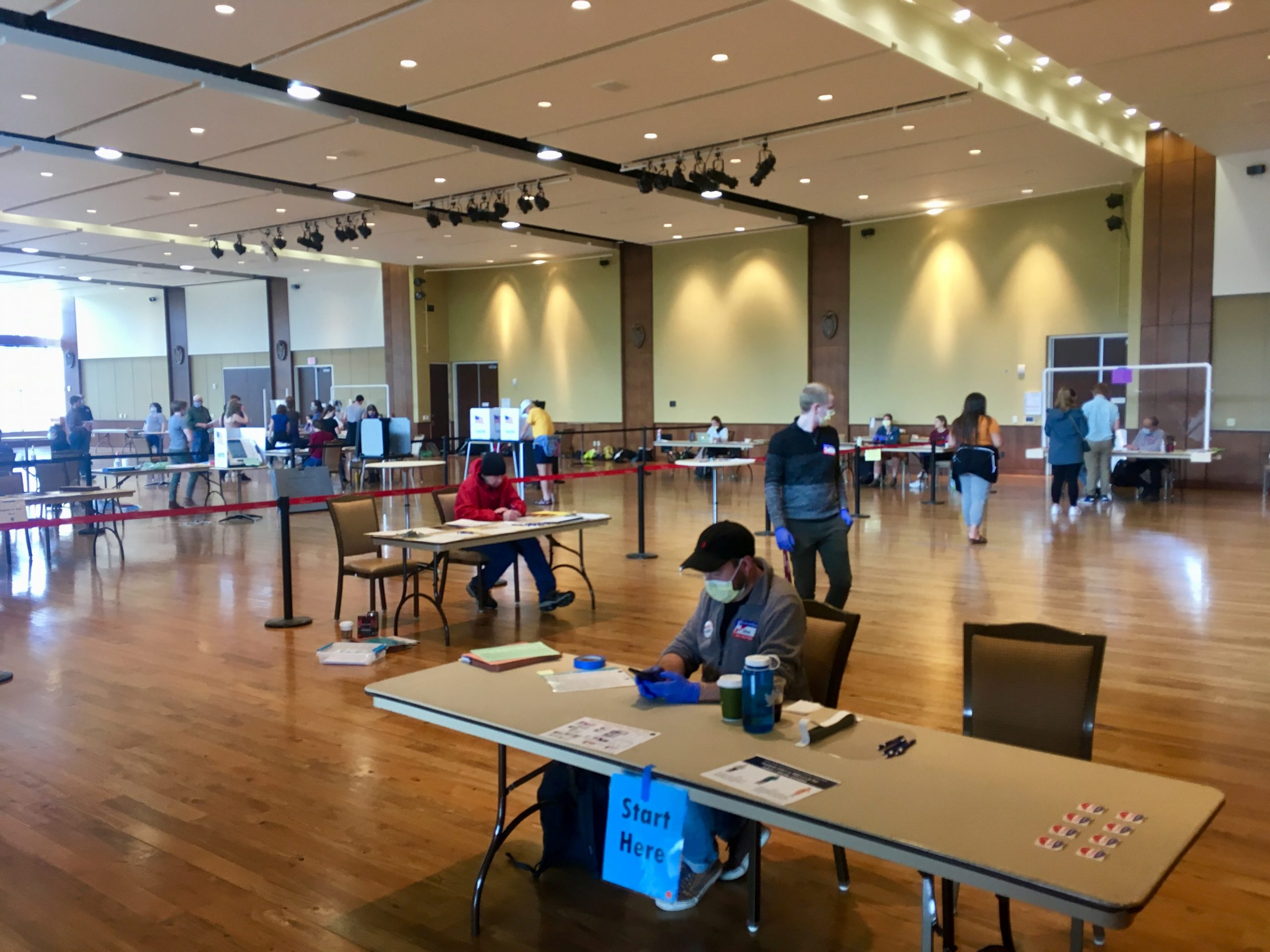 Madison Holds Election Amidst Pandemic